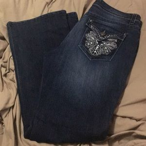 Denim - Bootcut Nine West Jeans
